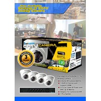 Jual Cctv Hit Vision Paket Dvr 4 Channel 2