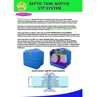 Distributor Ipal Biotech Septic Tank Bio Five 3