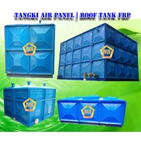Tangki Air Fiberglass 1