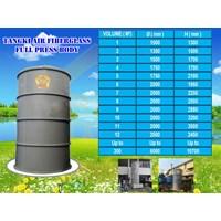Jual Tangki Air Fiberglass 2