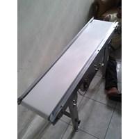 Flat Belt Conveyor SUS 304 - Food Grade 1