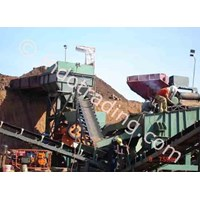 Jual Mesin  Crushing Plan