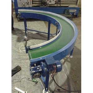 Flat Belt Conveyor - Curve