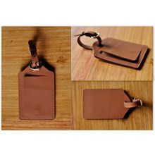 Luggage Tag Sintetis