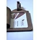 LUGGAGE TAG/ID Card Holder Kulit 2
