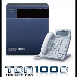 PABX Panasonic KX-TDA100D