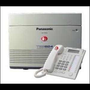 Pabx Panasonic Advanced Hybrid System Kx-Tes824