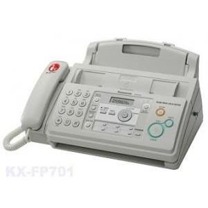 Panasonic Fax Dan Telepon KX-FP701