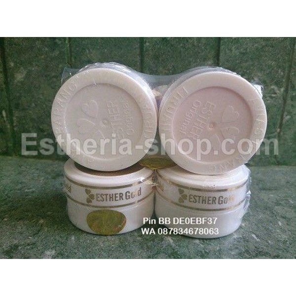 Cream Esther Gold Original Bleaching