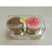 Cream Esther Gold Exclusive Mika Original Bleaching
