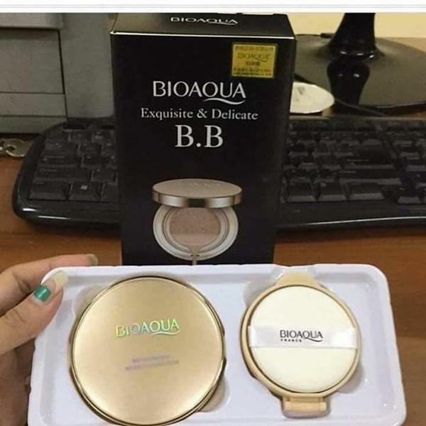 BIOAQUA BB CREAM AIR CUSHION GOLD
