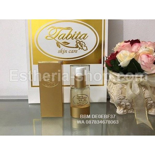 Serum Gold Tabita Tabita Skin Care Original
