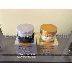 Cream Deoonard Gold & Silver Original ( Day Cream & Night Cream )