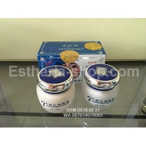 Cream Deoonard Blue 7 Days Original