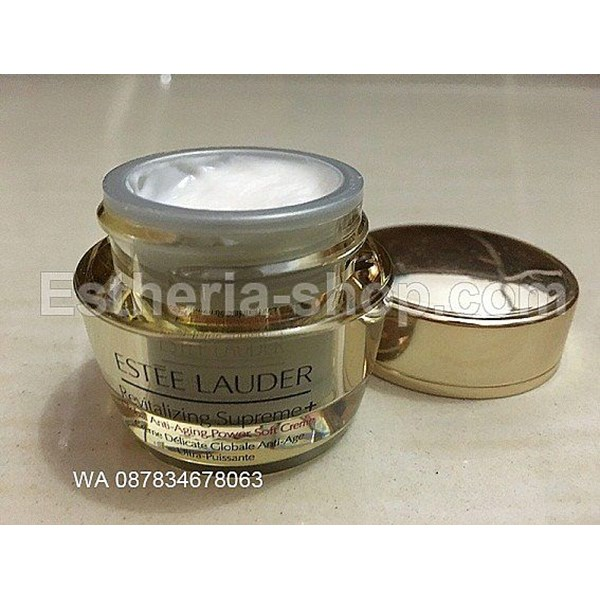 Estee Lauder Revitalizing Supreme Global Anti Aging Cream
