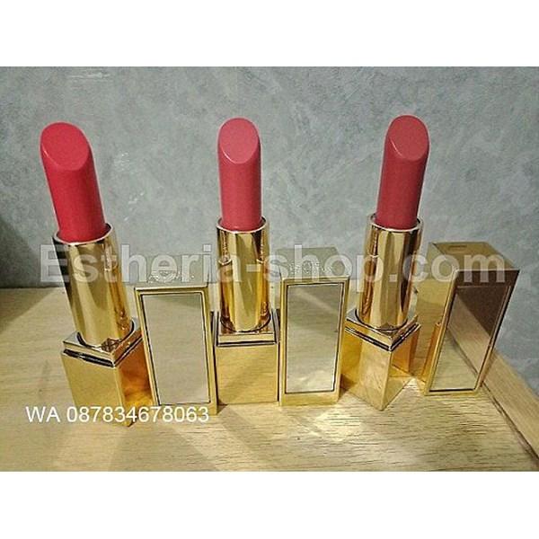 Lipstick Estee Lauder Warna Defiant Coral