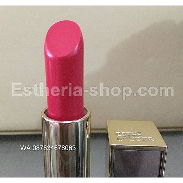 Estee Lauder Lipstick Warna Defiant Coral