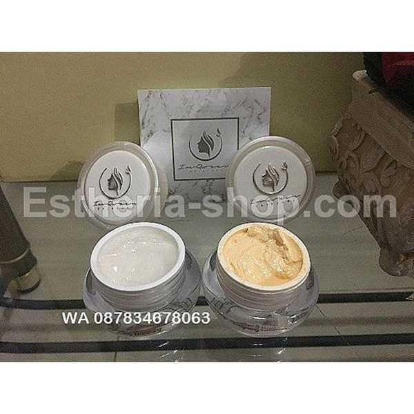 Cream IM Qween Asli Paket Normal
