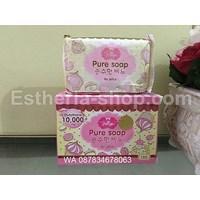 Pure Soap Jellys Whitening Original Thailand BPOM