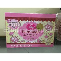Sell Pure Soap Jellys Whitening Original Thailand BPOM 2
