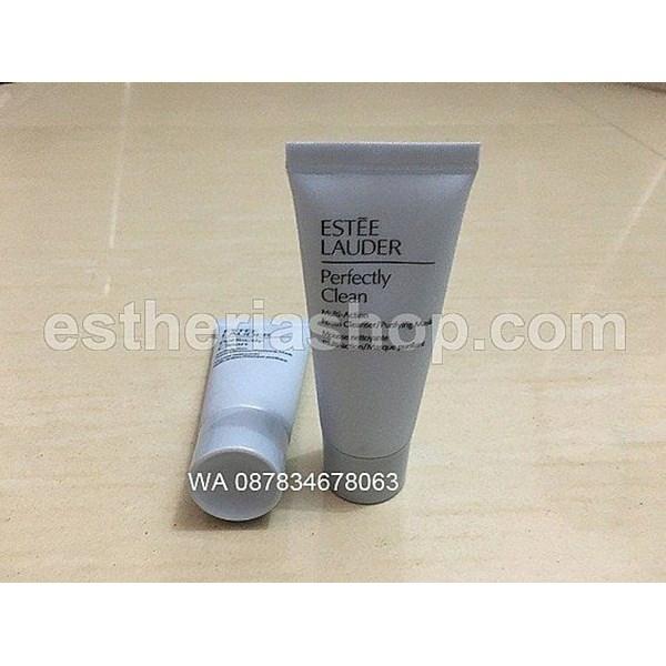 Estee Lauder Perfectly Clean Foam Cleanser Multi Action 30 ml