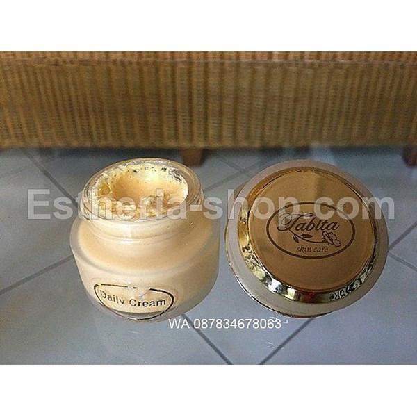 Cream Siang Tabita Asli