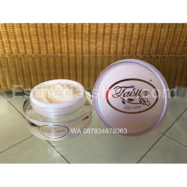 Night Cream Tabita Skin Care Asli