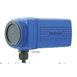 Compact Flame Monitor With Fibre Optic System D-Lx 720