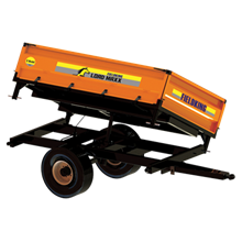 3 Way Tipping Trailer