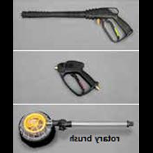Rotary Brush M22 Gun 21 Mpa