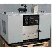 Jual Hot Water Self-Contained Unit With Integrated Electric Generator