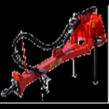 Trailed Machines Timone Idraulico Con Occhione Hydraulic Towing Eye
