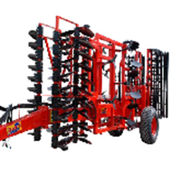 Cultivator Combined Spxd