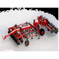 Spxd 400 Combined Cultivator