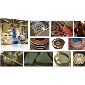 Hydro Power Plant Parts