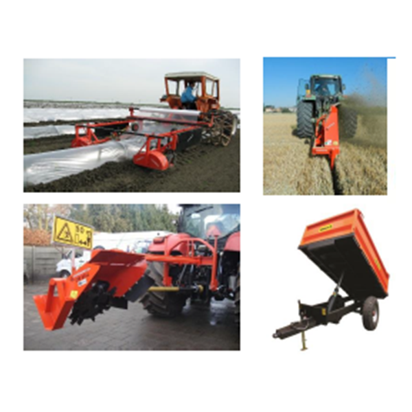 Machinery For Soil Work