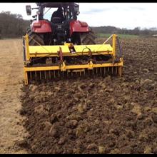 Mesin Pengolah Tanah