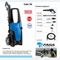 Vacuum Cleaner Fasa Celtic 20