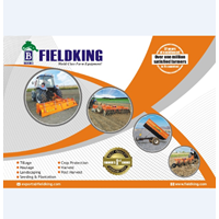 Mesin Haulage Fieldking
