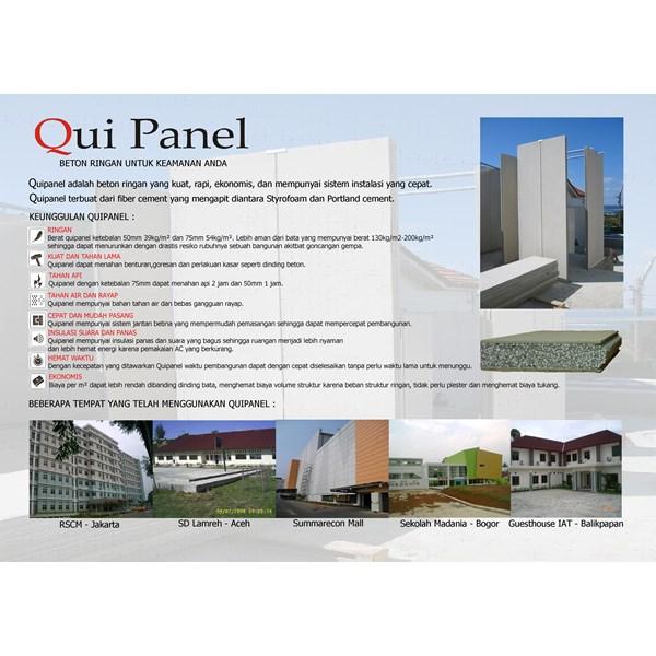 Panel Dinding 3D Q Panel