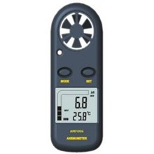 Measuring Air Speed And Air Temperature Amf006