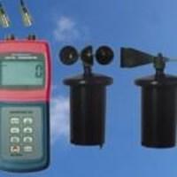 Alat Ukur Arah Angin Serta Kecepatan Angin Anemometer Am-4836C Usb 1