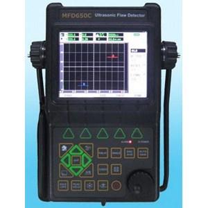 Alat Portable Ultrasonic Flaw Detector Mfd650c