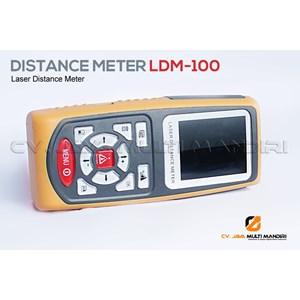 Alat Laser Distance Meter Ldm100