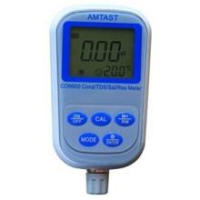 Pengukur Konduktivitas Tds Salinity Resistivity Meter Profesional Con900