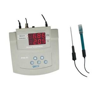 Alat Ph Bench Dan Temp Meter Phs-3C
