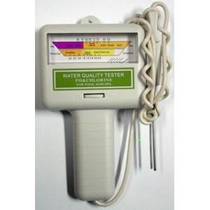 Pengukur Ph Dan Chlorine Water Tester Kcp01