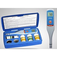 Alat Ukur Ph Meter Pocket Sx-620 1