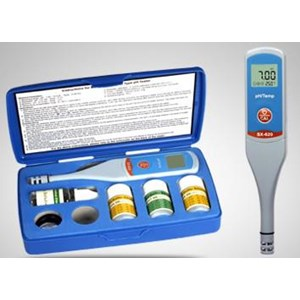 Alat Ukur Ph Meter Pocket Sx-620