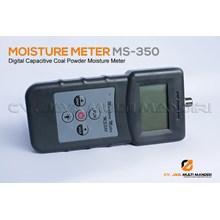 Pengukur Bubuk Moisture Meter Ms350